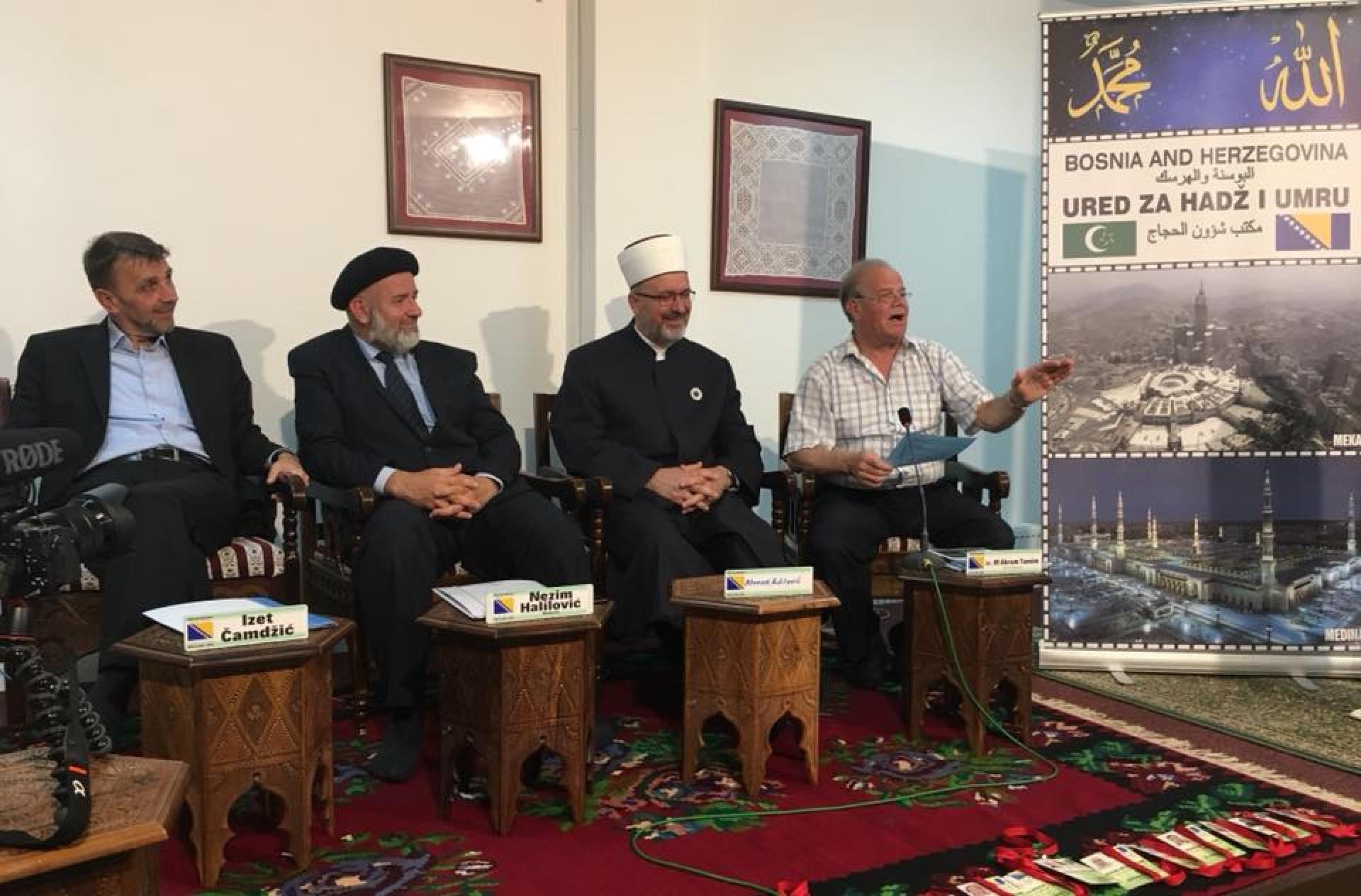 Održana edukacija za hadžije Muftijstva travničkog