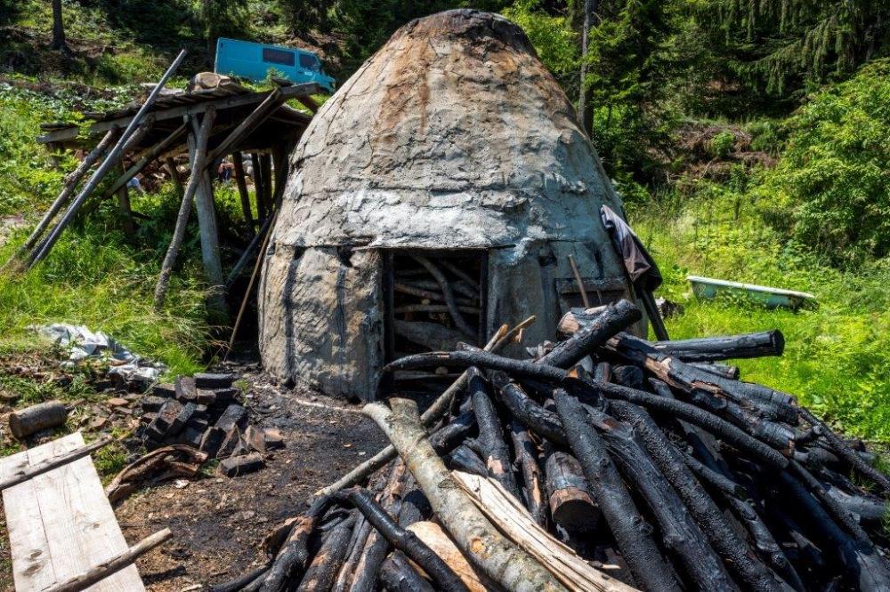 Ćumurane u selima nadomak Fojnice: Kako nastaje najkvalitetniji ugalj