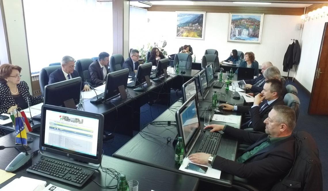 Vlada SBK o prijemu volontera u kantonalnim organima uprave