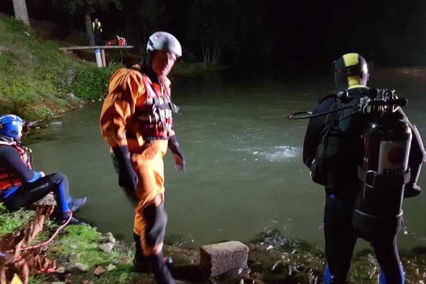 Ronioci pronašli tijelo Bugojanca koji je skočio u rijeku Vrbas i nije izronio