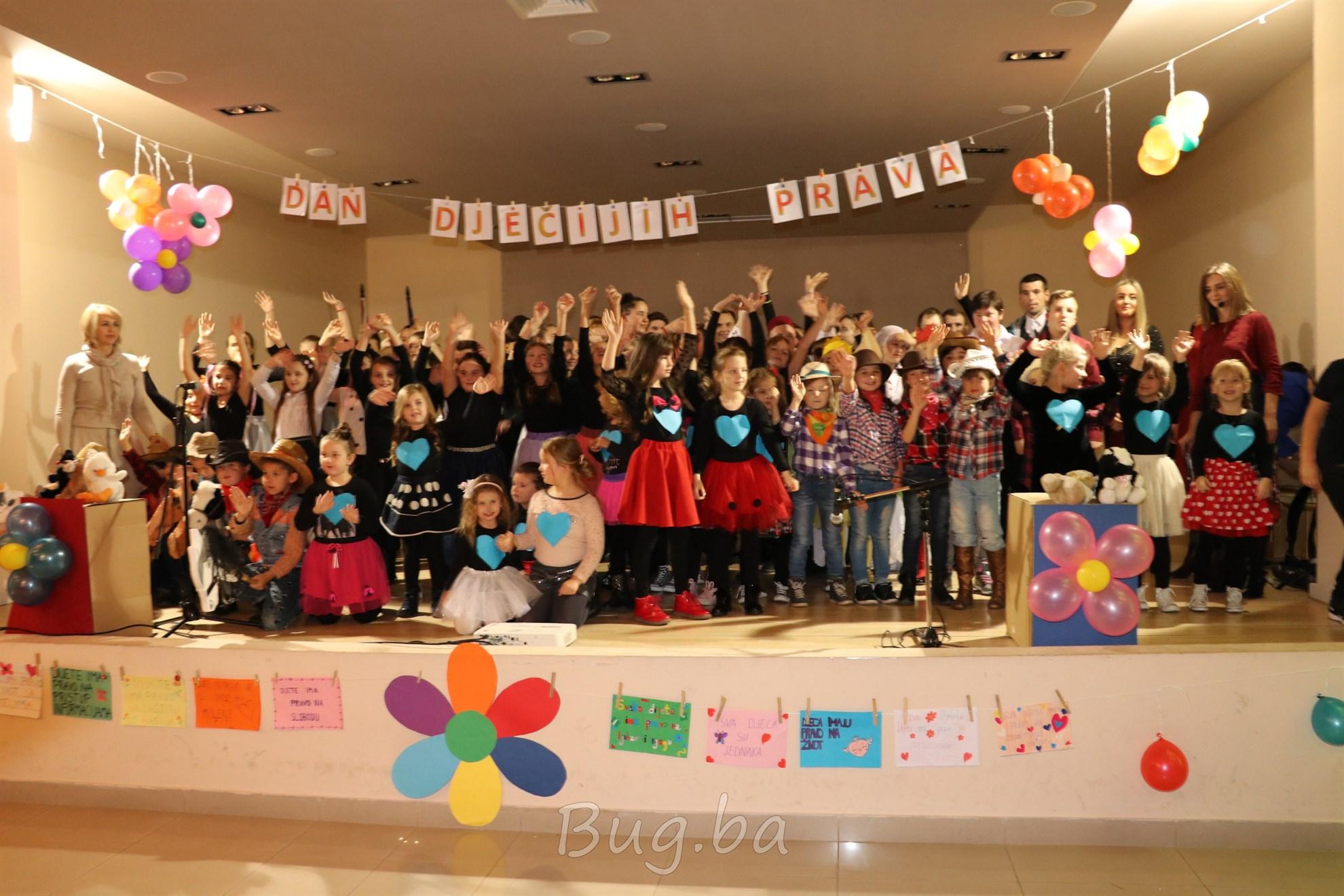Obilježen Međunarodni dan dječijih prava u Bugojnu