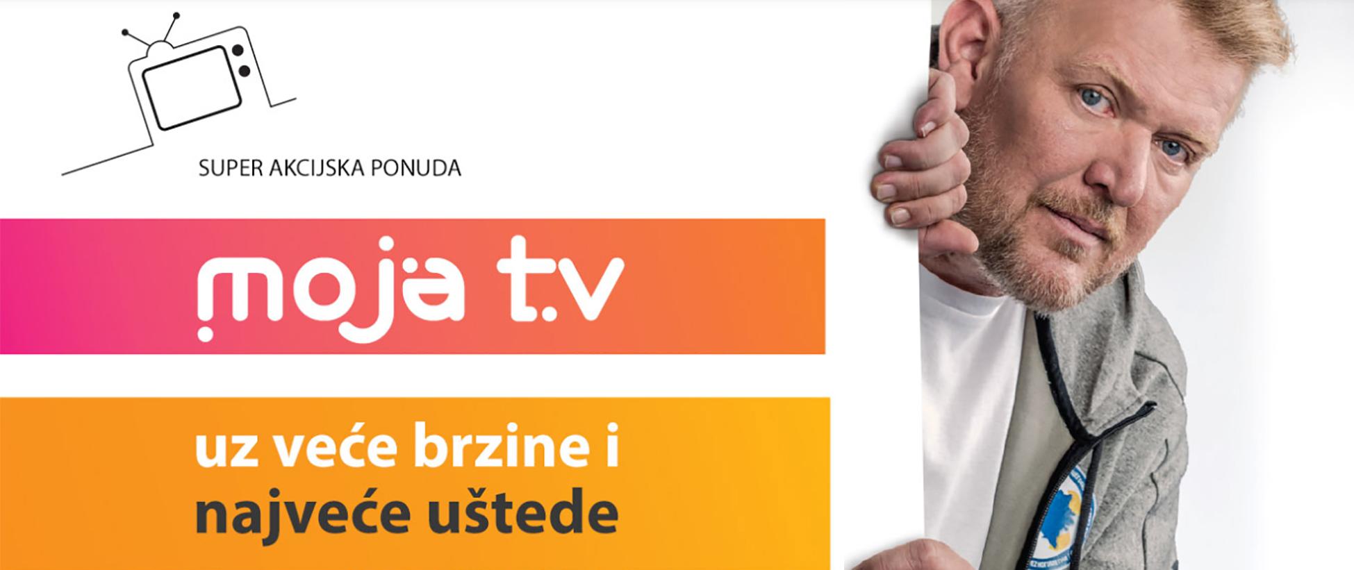 SUPER AKCIJSKA MOJA TV PONUDA OD 15. MARTA DO 13. MAJA