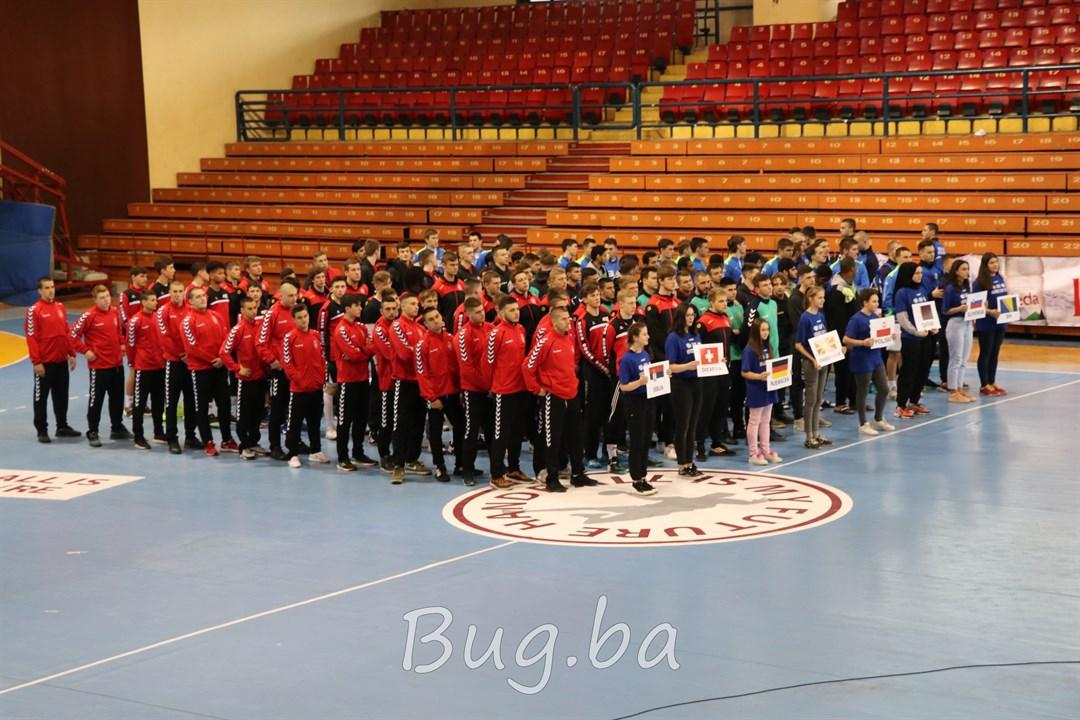 """Bugojno: Slovenija pobjednik VII turnira """"Rukomet je moja budućnost"""""""