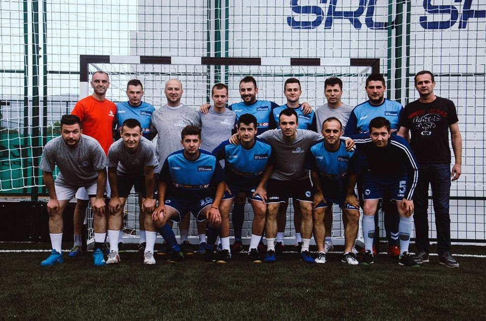 U Gornjem Vakufu-Uskoplju otvoren sportski teren u sklopu SRC SARAJ