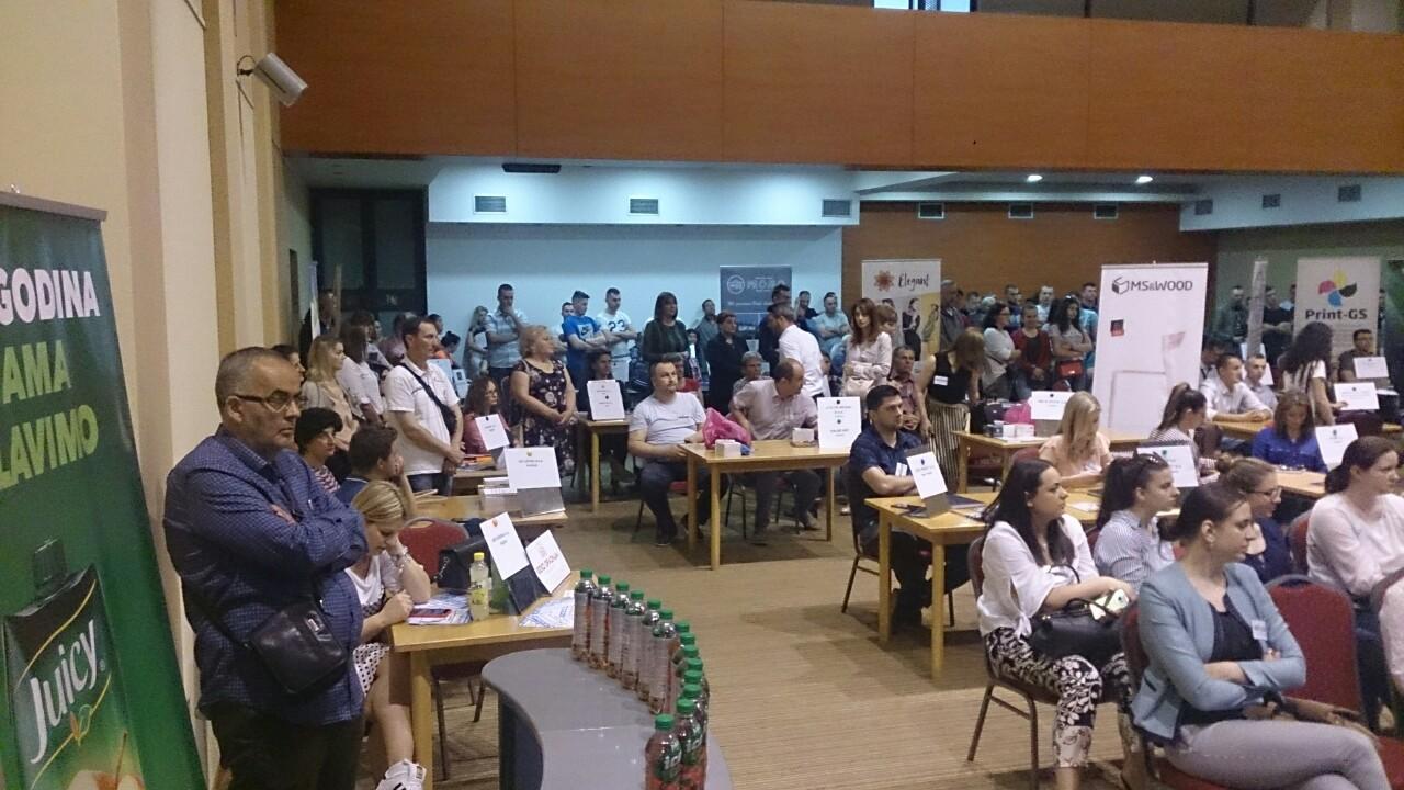 U Vitezu održan Sajam zapošljavanja SBK, predstavilo se više od 60 poslodavaca