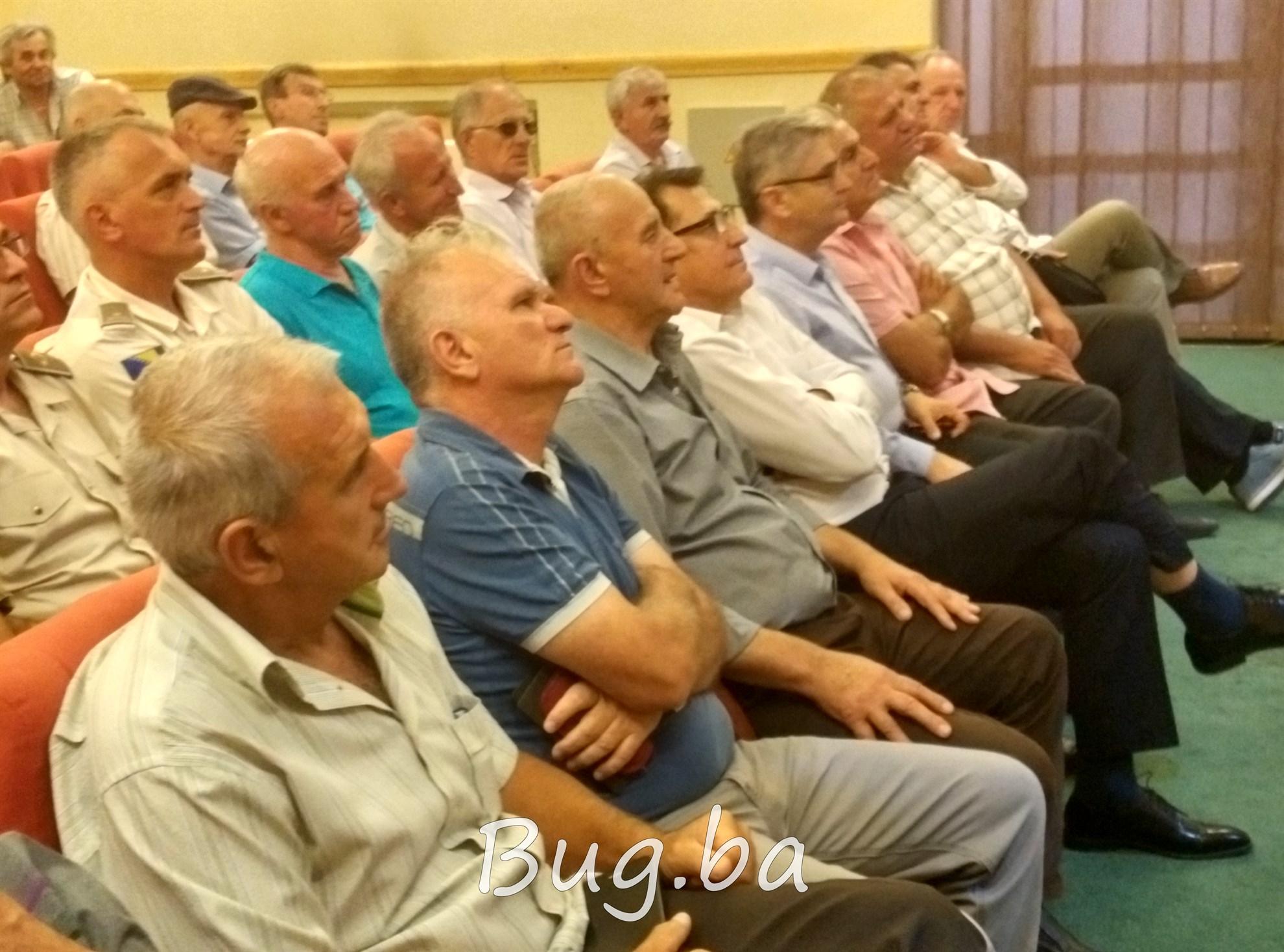 Livno: Obilježena godišnjica osnivanja Patriotske lige Livno