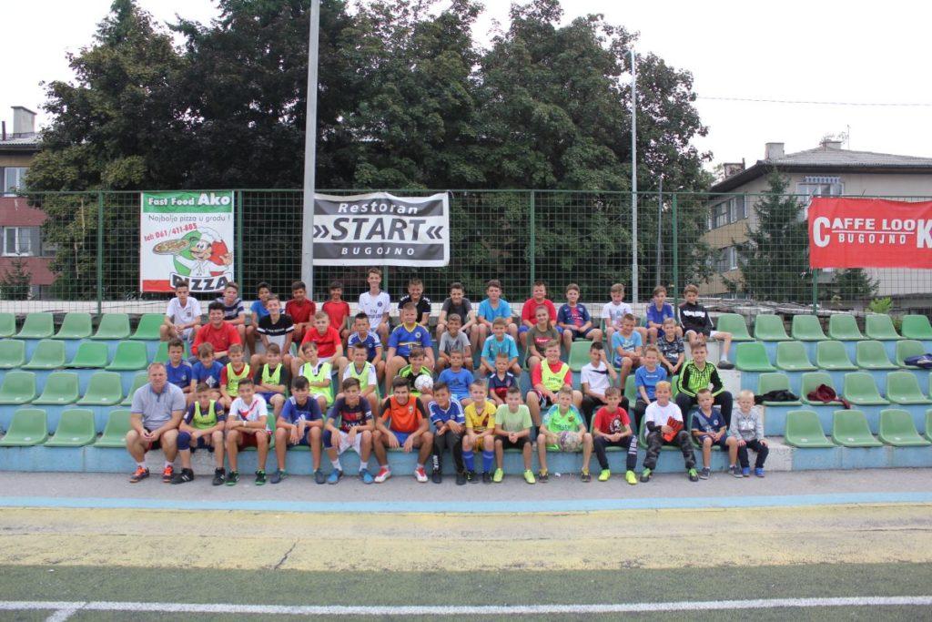 Dječaci NK Etna Sport sanjaju velike snove!